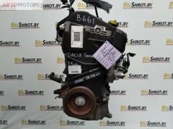 Двигатель Dacia Sandero Stepway, 2011, 1.5 л, Дизель (K9KE892R)