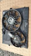 Вентиляторы охлаждения радиатора двс porsche cayenne 955 9pa