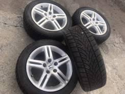 Комплект колес Honda 195/55/R16 5*114.3 резина Зима