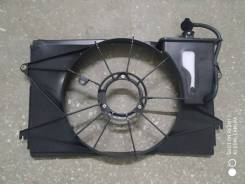 Диффузор радиатора Toyota Corolla 120 кузов.00-06 г. в.