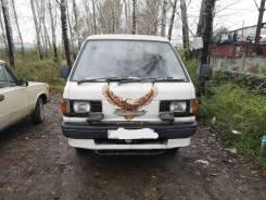 Продается грузовик Toyota Lite Ace 4WD 1989 по запчастям