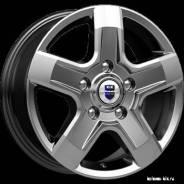 Диск колёсный K&K Эллада (КС746) 6,5 x 16 5*118 Et: 50 Dia: 71,1 Дарк платинум