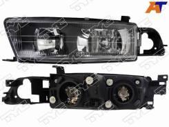Фара Mitsubishi Galant, Mitsubishi Galant/Legnum EA#A/EC#A 96-03 TYC TG-214-1142L-LD-E, левая передняя