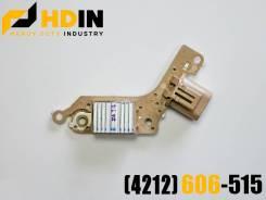 Регулятор напряжения генератора D6CA D6CB D6CC / Hyundai HD250-1000, Universe Express / Mobis (Оригинал) 3737070800