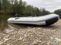 Лодка надувная solar 450