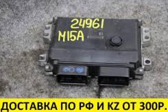 Блок управления ДВС Suzuki M15A 33910-75KD1 контрактный