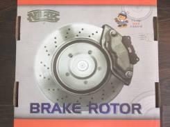 Диск тормозной пер. Nibk Mazda Premacy 1.8L CP8W 99-05, CP19 99-01, Ca