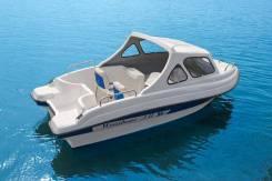 Продаем лодку (катер) Wyatboat-3 П (полурубка).