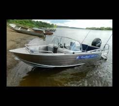 Продаем лодку (катер) Wyatboat-430 DCM.