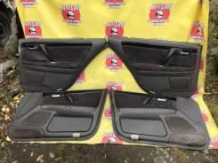 Обшивка двери с блоками стеклоподъемников Toyota Crown Athlete JZS171