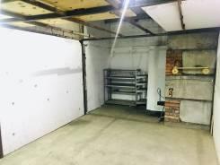 Большой подземный гараж капитальный
