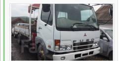 Продаётся грузовик - манипулятор под полный разбор Mitsubishi Fuso