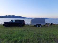 Продам легковой прицеп Аляска