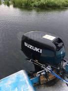 Продам лодочный мотор Suzuki 30 rs