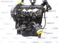 Двигатель Renault Modus, 2008, 1.5 л, Дизель (K9K T762 D267 150)