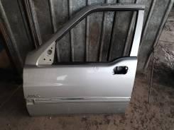 Дверь боковая передняя левая SsangYong Musso Sports 2002-2006
