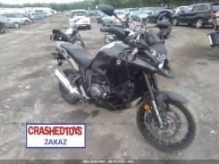 Honda VFR 1200X Crosstourer, 2016