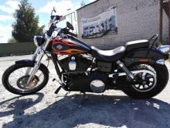 Harley-Davidson Dyna Wide Glide, 2012
