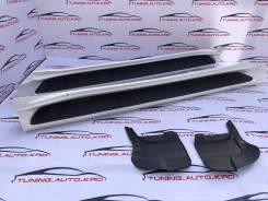 Пороги / Подножки Land Cruiser Prado 150 / GX460 стиль GX