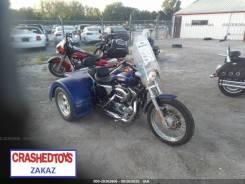 Harley-Davidson Sportster 1200 Low XL1200L, 2007