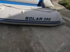 Продам лодку ПВХ Solar 350