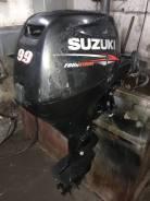 Лодочный мотор Suzuki DF 9,9А, нога короткая из Японии