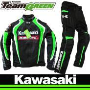 Мотокуртка Kawasaki (комплект)