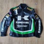 Мотокуртка Kawasaki S M L XL 2XL 3XL