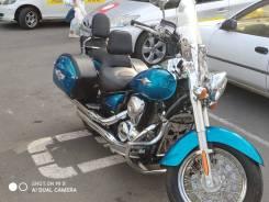 Kawasaki VN Vulcan 900 Classic, 2008