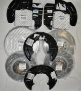 Оригинальные тормозные диски и колодки Alfa Romeo Brera 159 3.2 V6