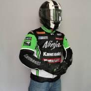 Мотокуртка Kawasaki (Утепленная)