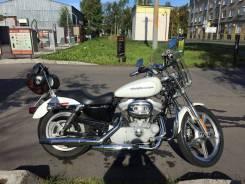 Harley-Davidson Sportster 883 Custom XL883C, 2005