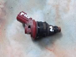 Форсунка инжекторная электрическая Nissan Primera 1990-1996 P10E