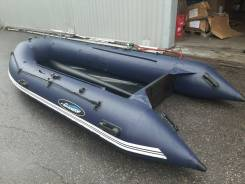 Лодка C370AL темно синий
