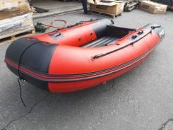 Лодка E330 красно-черный
