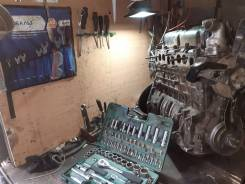 Ремонт ДВС отечественных автомобилей, ремонт ходовой части.