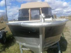 Продажа моторная лодка Салют 480