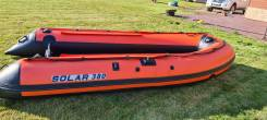Продам лодку салар 380