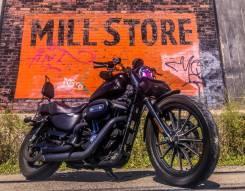 Harley-Davidson Sportster Iron 883 XL883N, 2010