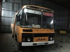 Продается автобус ПАЗ на запчасти