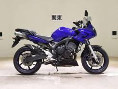 Yamaha FZ6S, 2006