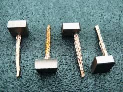 Щетки стартера Krauf (7x16x13,5) Комплект=Toyota 28141-22000,