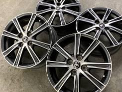 Toyota WXB Оригинал R16 4*100 5.5j et45 + 195/55R16 Bridgestone VRX