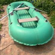 Лодка резиновая нырок