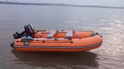 Продам лодку ПВХ НДНД Групер 320