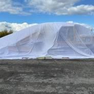 Для гусеничных экскаваторов палатка чехол