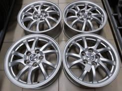 """Оригинальные литые диски Toyota на 16 (5*114,3) 6.5"""" ет+39 цо60.1мм"""