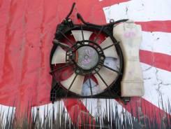 Диффузор радиатора Honda Fit левый
