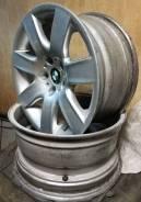 Оригинальные литые диски R17 на BMW