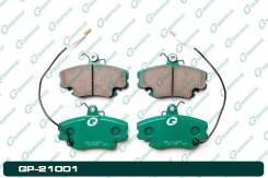 Колодки тормозные передние G-Brake GP-21001